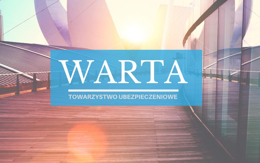 WARTA – Historia, Ubezpieczenia OC/AC