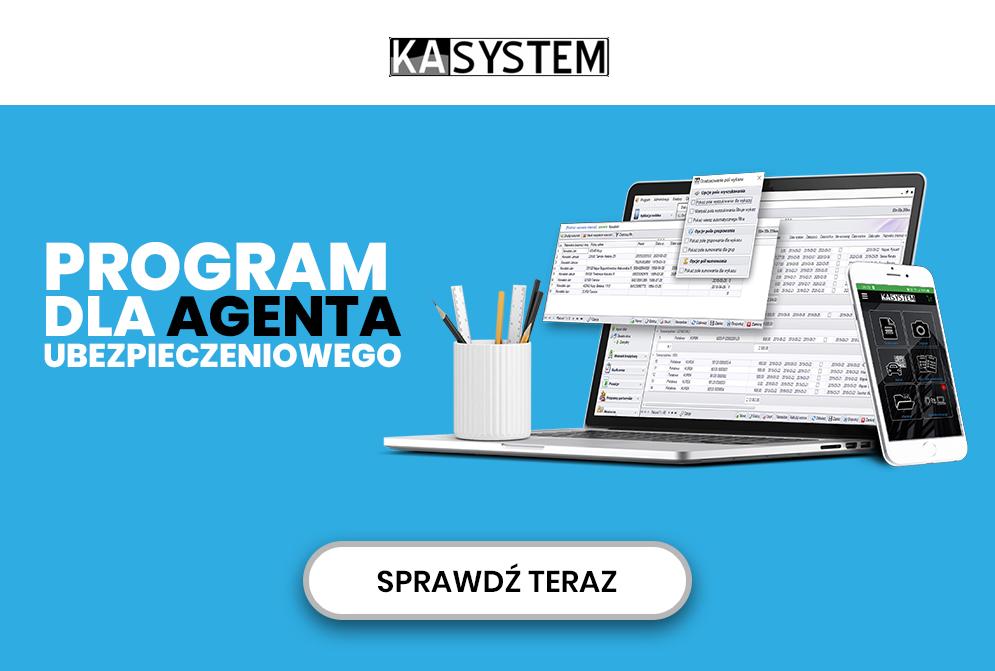 Program dla agentów ubezpieczeniowych