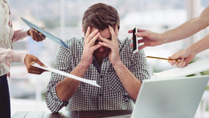 Praca agenta ubezpieczeniowego to ciągły stres? 6 wskazówek dla agenta