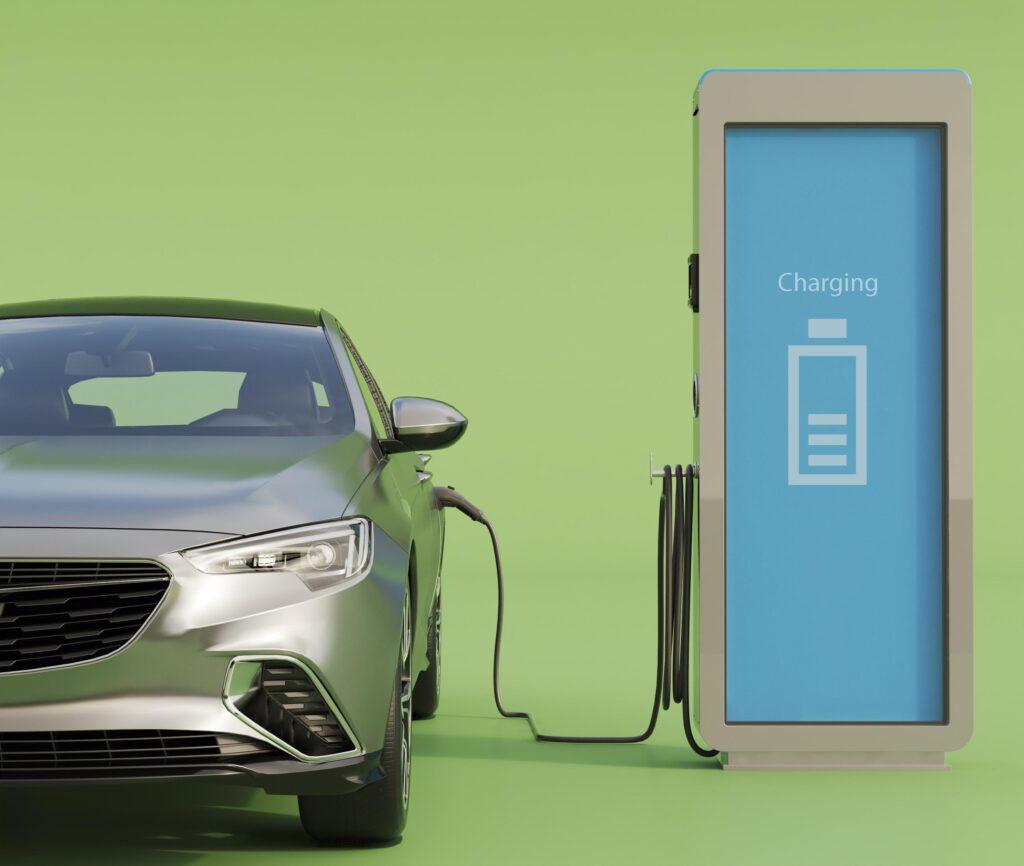 zielona tablice dla aut elektrycznych