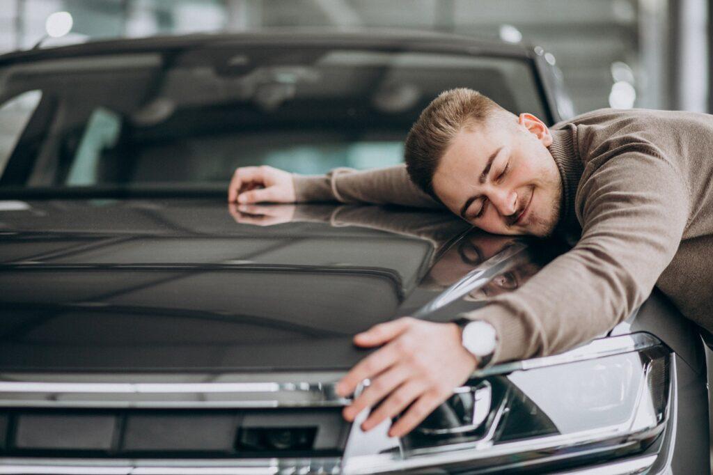 Współwłasność samochodu formalności